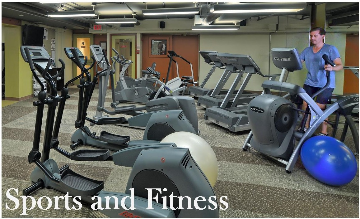 An executive fitness centre at the Club